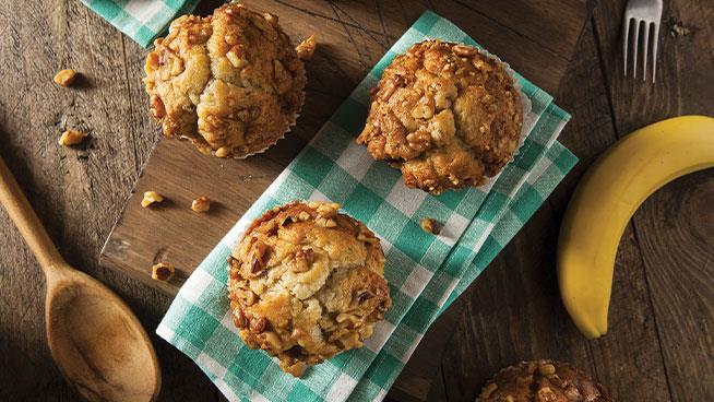 Enfagrow® Banana Muffins