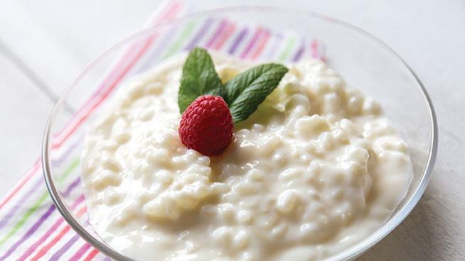 Enfagrow® Rice Pudding