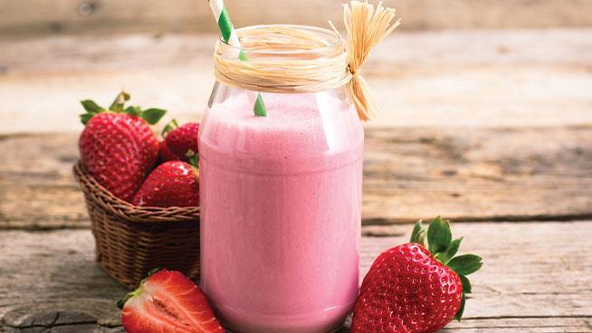 Enfagrow® Strawberry Smoothie
