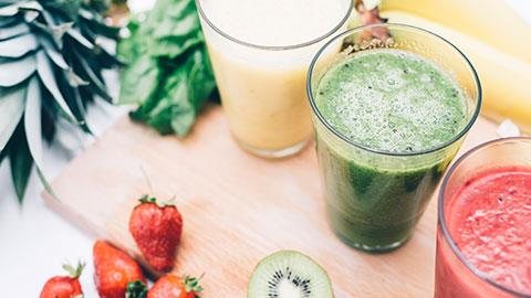 Tropical Fruit Smoothies for Pregnancy
