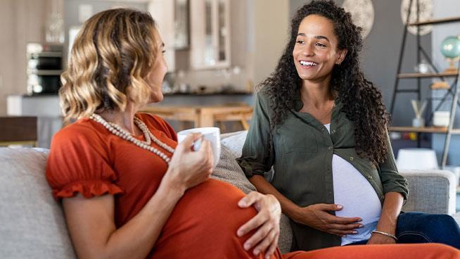 Healthy Pregnancy Weight Gain