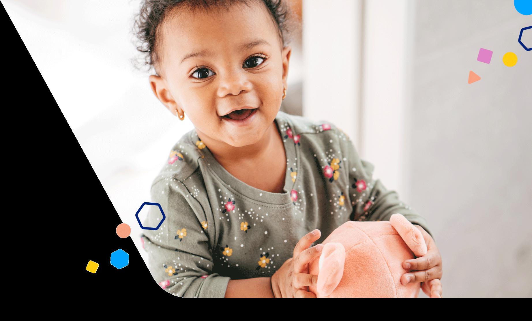Enfagrow Toddler Next Step DHA and Your Toddler