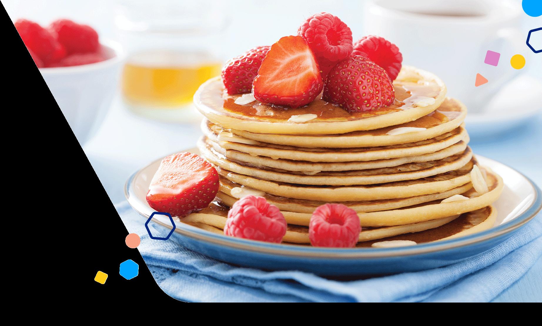 Enfagrow Pancakes