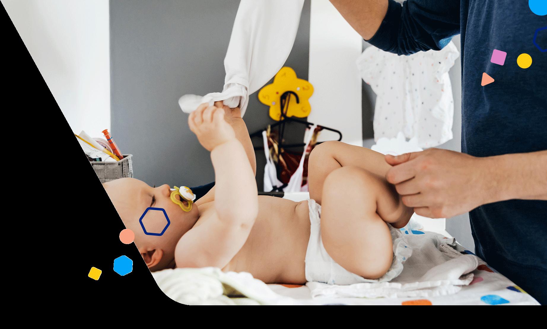 Baby Diarrhea Symptoms Myths Versus Truth