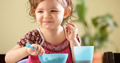 Key Nutrients for Your Toddler: 1 to 3 Years
