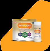 Enfamil Nutramigen Bottle and Powder