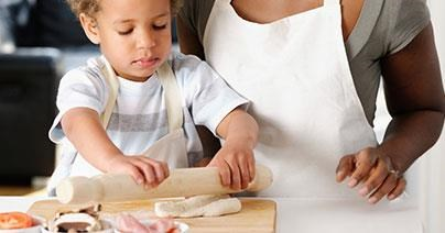 Cooking With Kids: How Your Toddler Can Be a Mealtime Helper