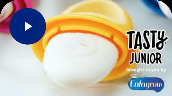 Tasty Junior Frozen Yogurt Snacks