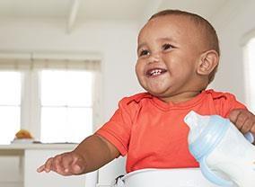 Tabla de Tiempos para la Alimentación del Bebé