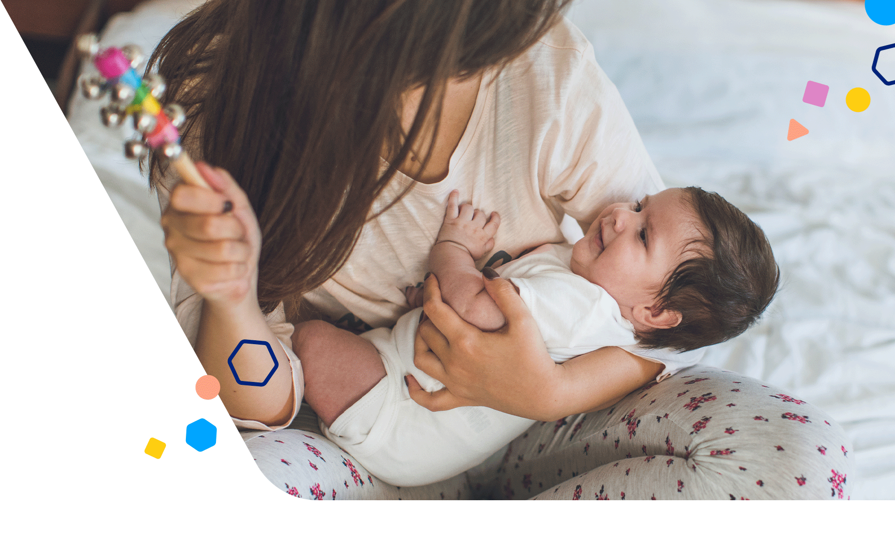 Give Your Baby a Boost Weeks After Birth