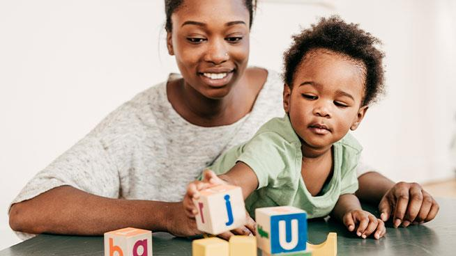 Give Your Toddler a Boost: 10 to 12 Months