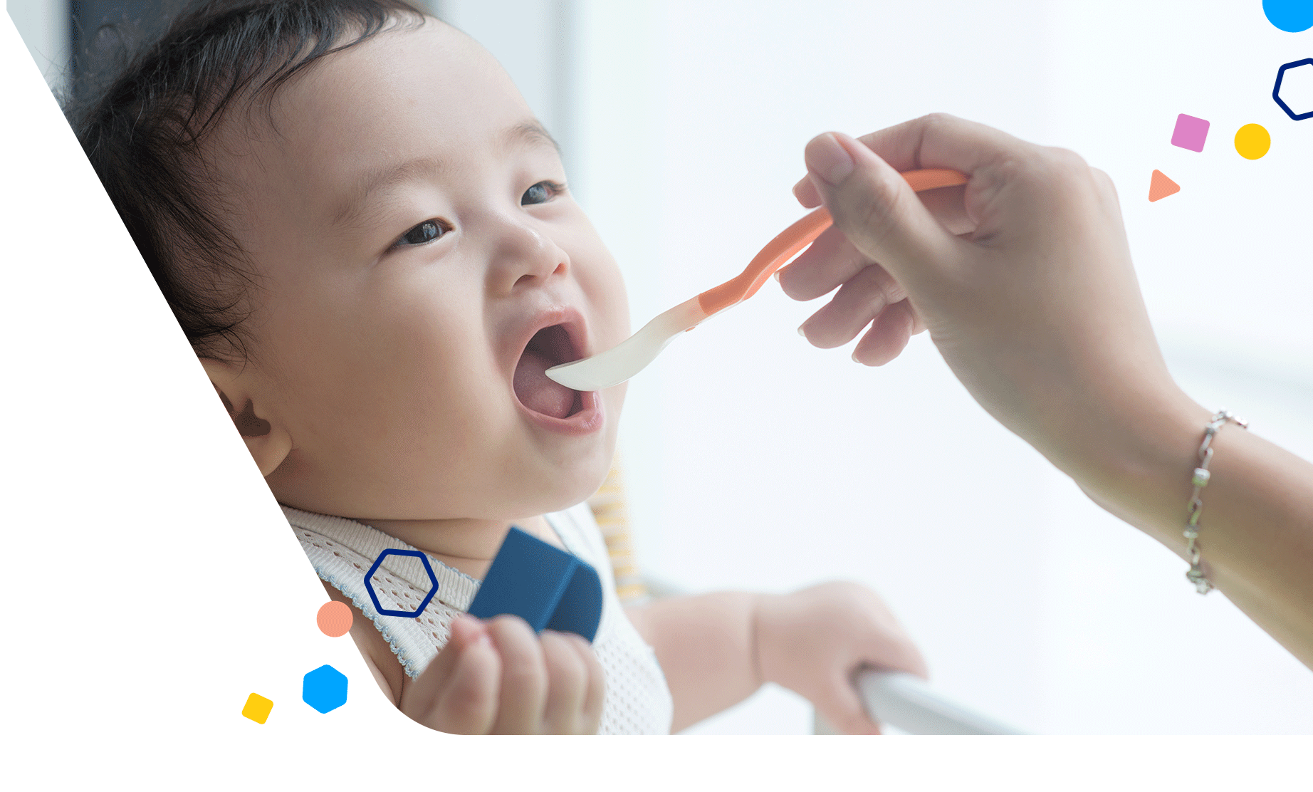 Introducing Solids to Babies with CMA