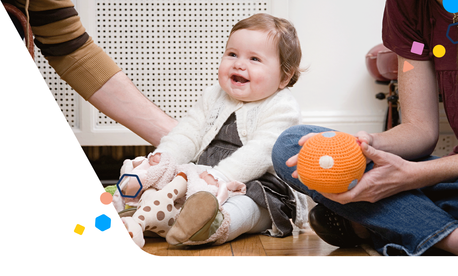 Give Your Baby a Boost 5 Months