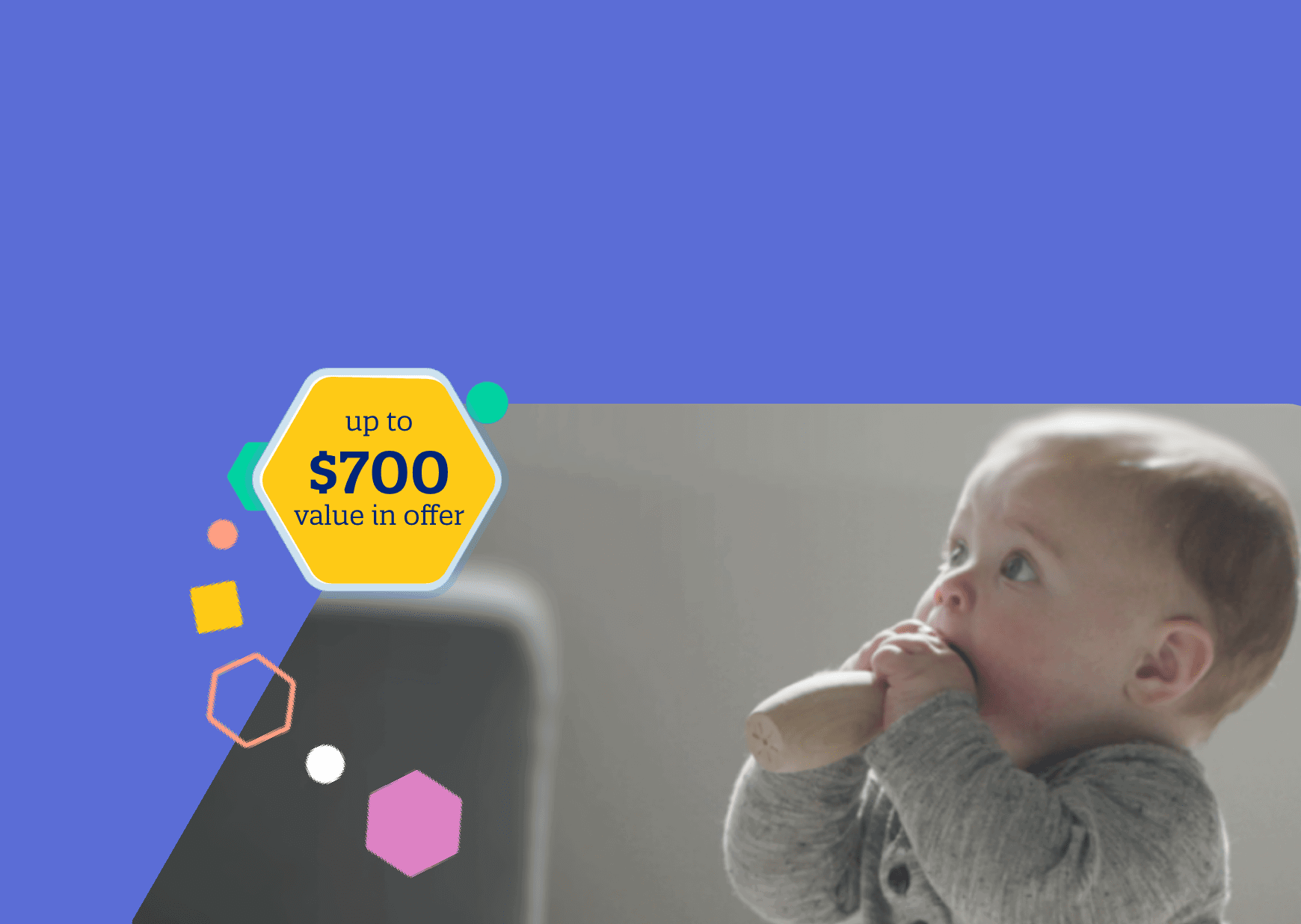 Baby Thinking Save Up to $700