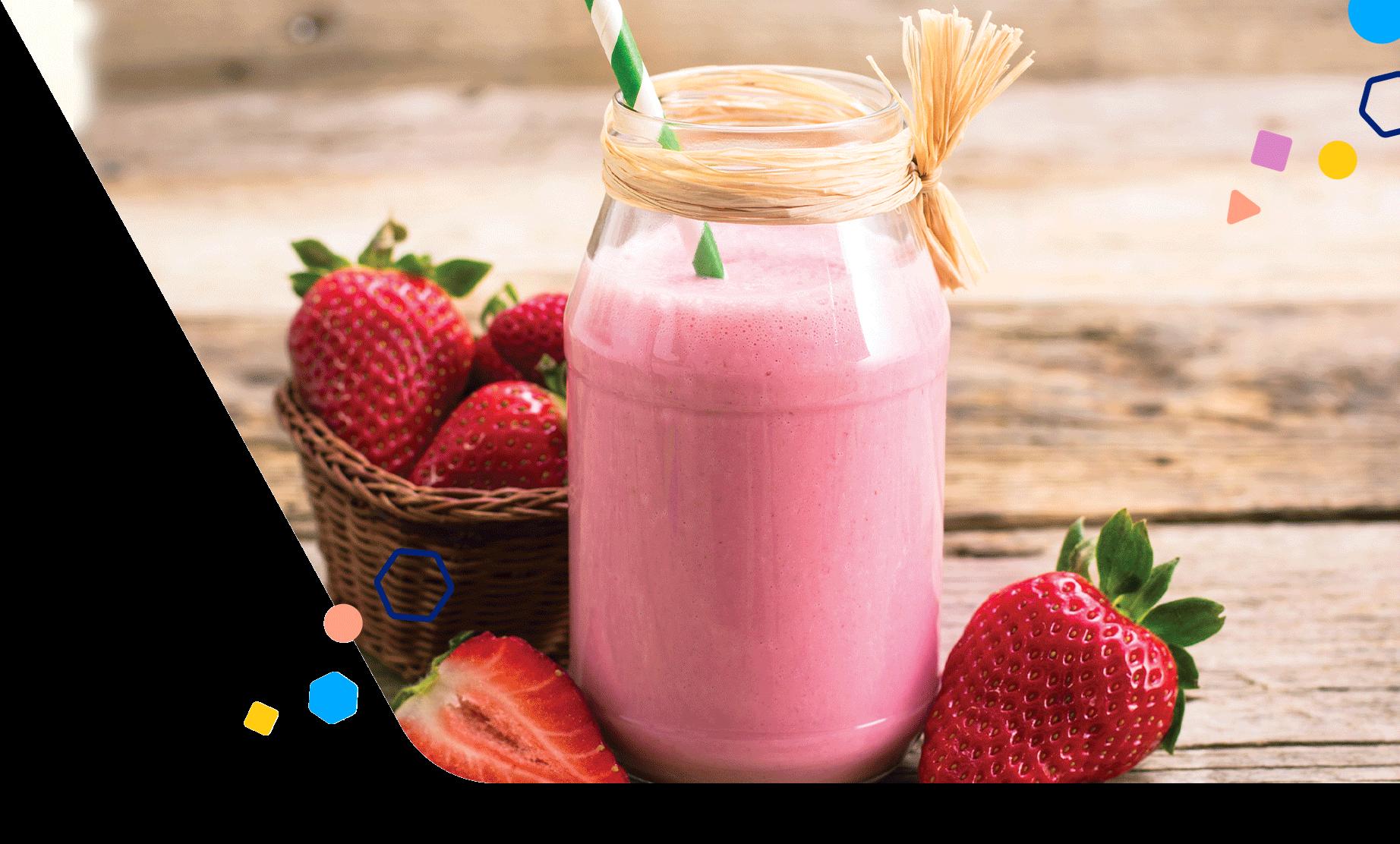 Enfagrow Strawberry Smoothie