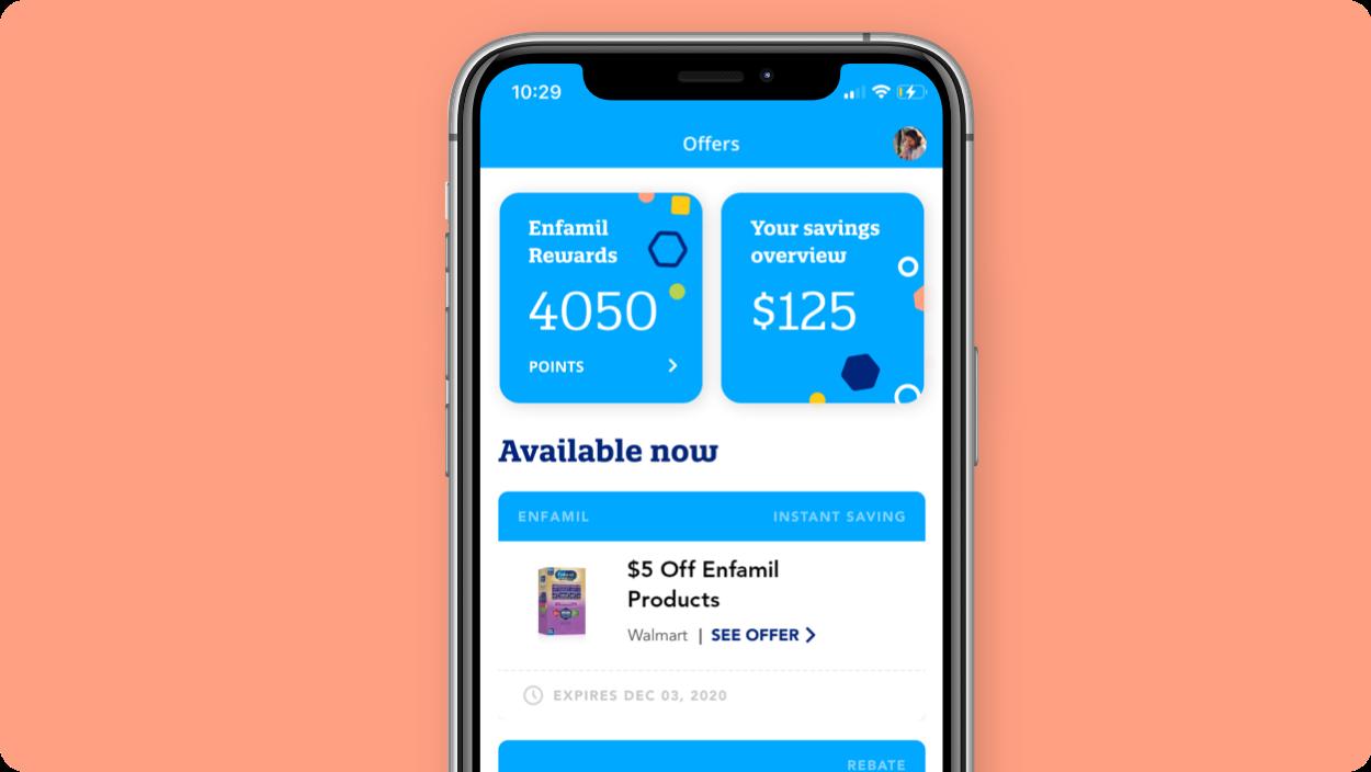 Coupons and Cash Back Rebates App