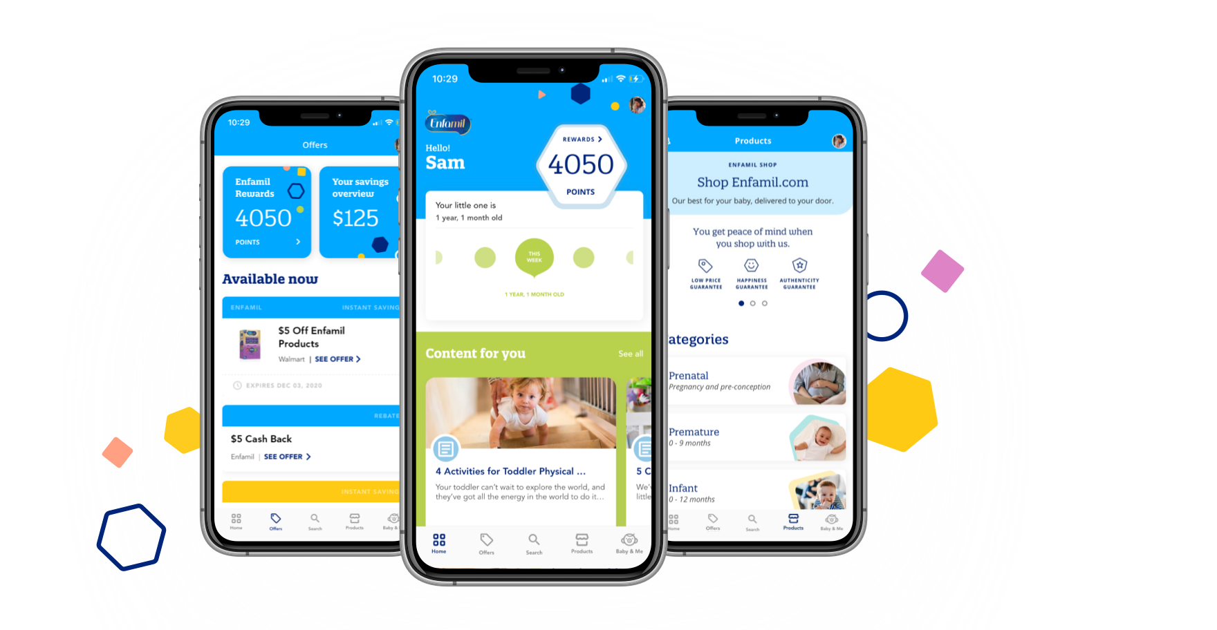 Enfamil Mobile App