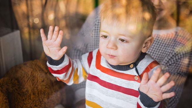 Baby Behavior & Separation Anxiety in Babies