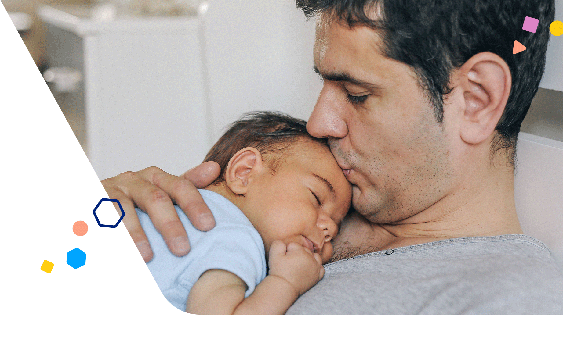 How Can I Help Easy My Baby's Symptoms