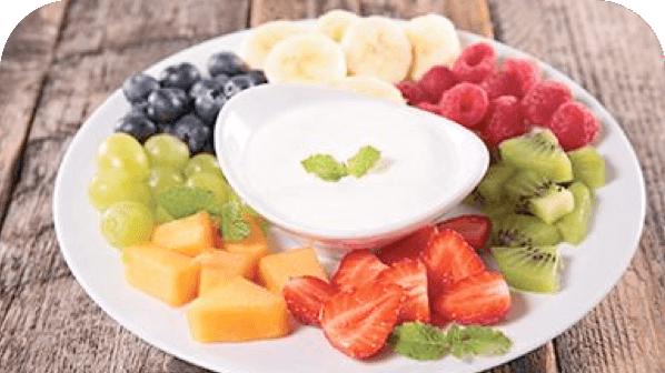 Tasty Junior Fruit Dip Snacks