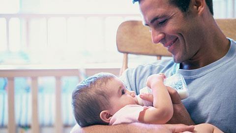 Destetando a tu Bebé