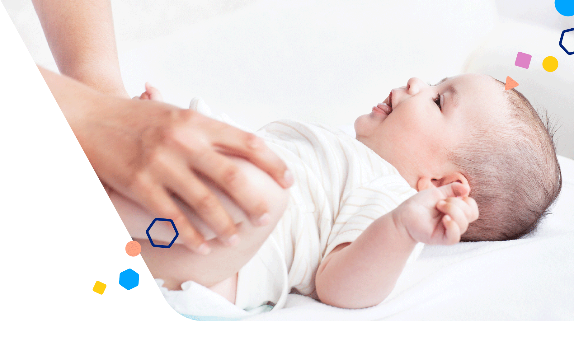 Diaper Changing Your Baby