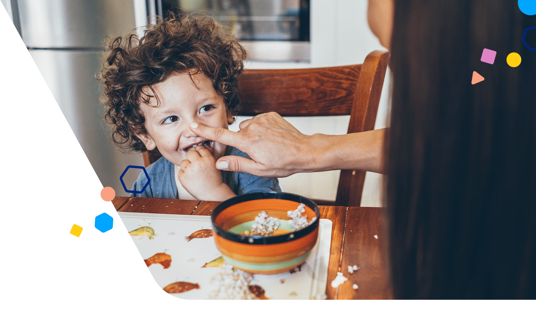 Mealtime Help For Fussy Toddlers